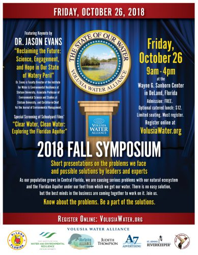 Fall Symposium flyer