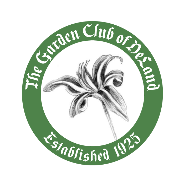The Garden Club of DeLand