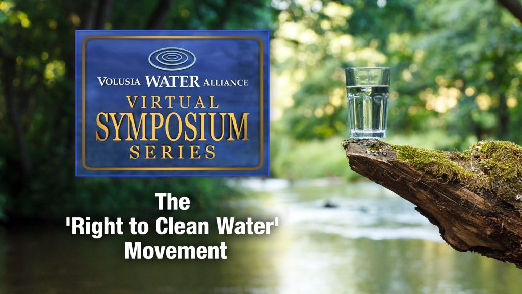 Virtual Symposium - Thr Right to Clear Water Movement